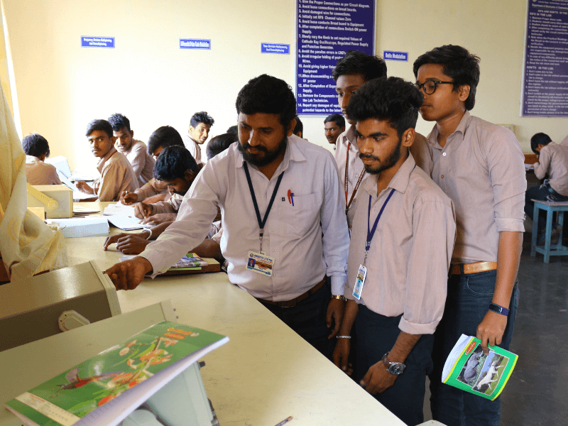 Best Ece Engineering College in Telangana